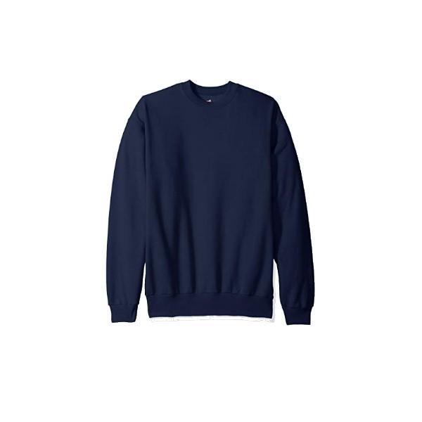 Navy Sweatshirts Round Neck for Men and Women