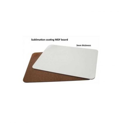 MDF ID Card Sublimation Printing