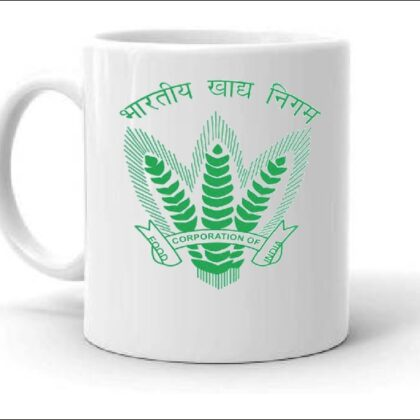 Ceramic Coffee Mug Printed Design FCI